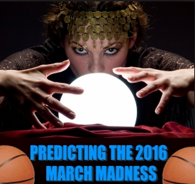 2016 March Madness Predictions