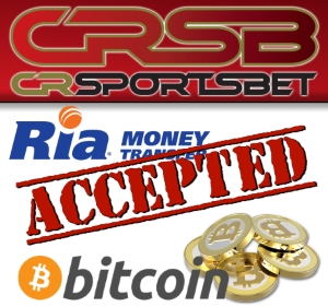 CRSportsBet.ag Adds Bitcoin and Ria to Its Banking Methods